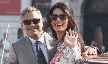 Y el lugar elegido por el matrimonio Clooney para su luna de miel es…