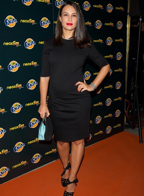 Xenia Tostado presume de embarazo sin Rodolfo Sancho: 'Estoy estupendamente'