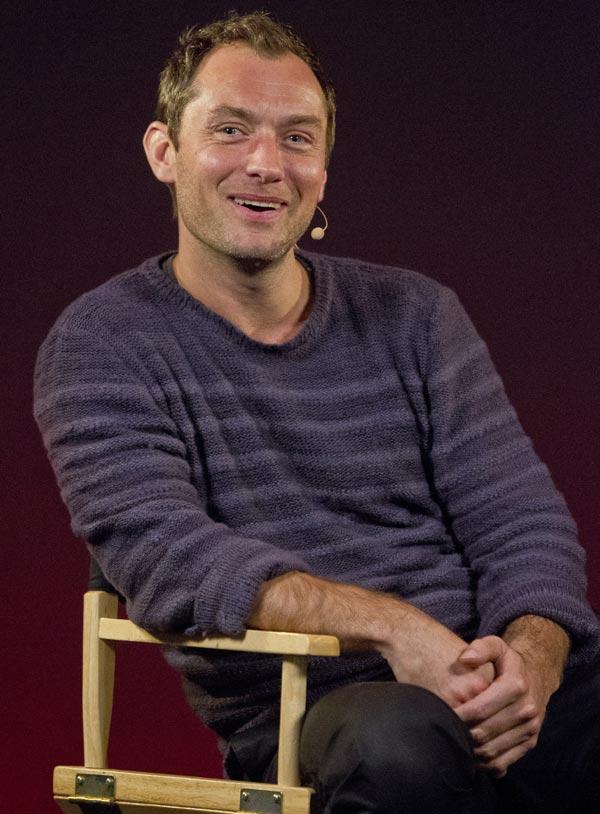 La paternidad sorpresa de Jude Law: espera su quinto hijo con su exnovia