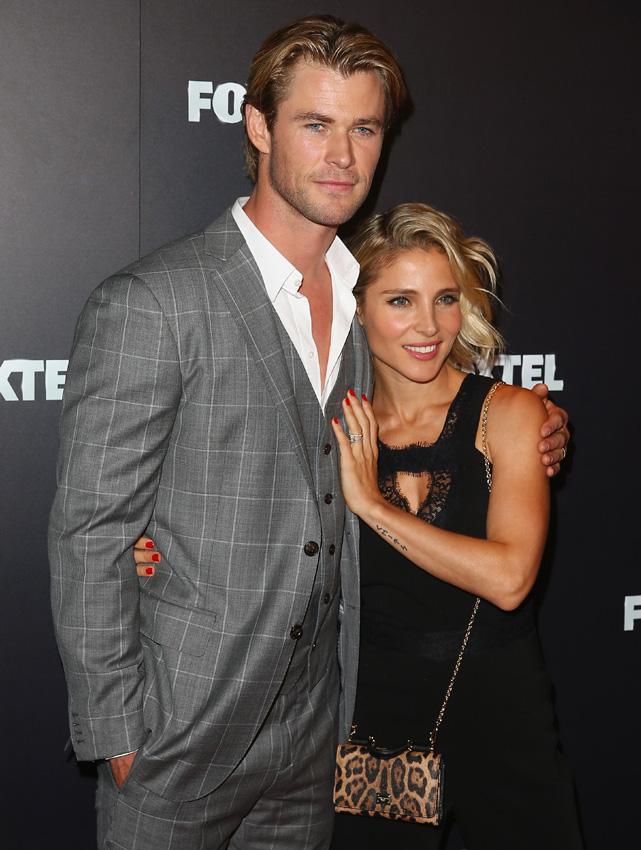 Elsa Pataky y Chris Hemsworth regresan a Australia ¿con la intención de quedarse?