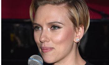 ¿Se ha casado en secreto Scarlett Johansson?