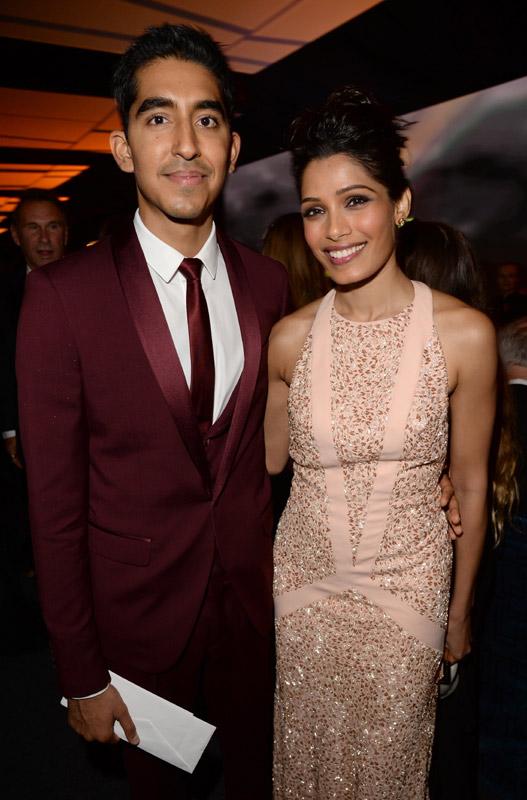 ¿Qué hay detrás de la ruptura entre Freida Pinto y Dev Patel?