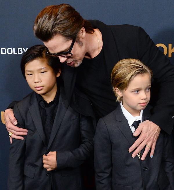 Shiloh Jolie-Pitt, la niña más guapa de Hollywood - Foto 4