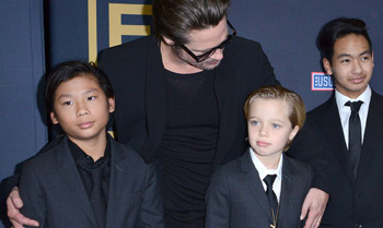 Shiloh Jolie-Pitt, la niña más guapa de Hollywood