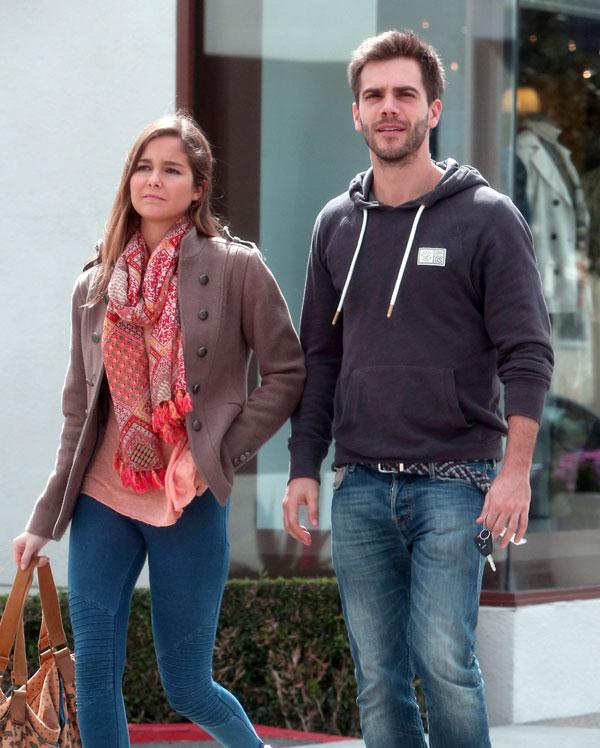 Marc Clotet sorprende a Natalia Sánchez con una escapada romántica a París