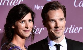 Benedict Cumberbatch, el más famoso Sherlock Holmes, será padre este año