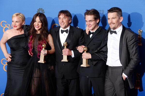 ¿Quiénes han sido los ganadores de los Globo de Oro 2015?