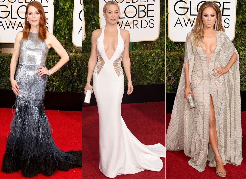 Globos de oro 2015 desfile de 39 glamour 39 sobre la alfombra Mas alfombrar