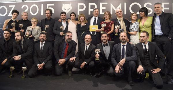 'La isla mínima', gran triunfadora de los premios Feroz