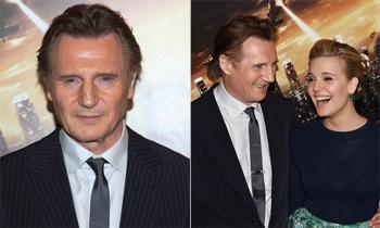 Liam Neeson habla en exclusiva con HELLO! de 'Taken 3': 'Es muy alentador que a tantas personas les guste mi personaje'