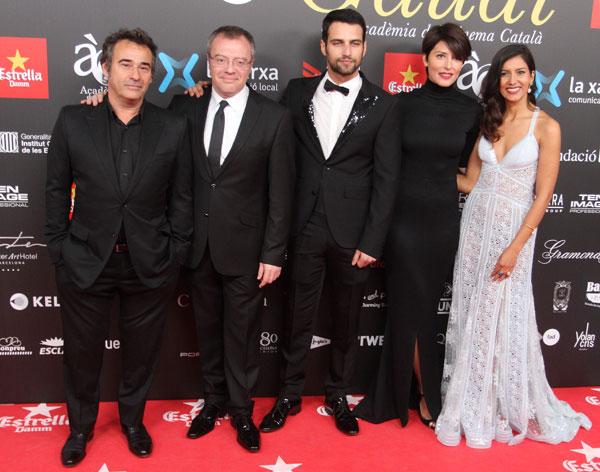 Premios Gaudí 2015: Bárbara Lennie, Eduard Fernández, Natalia Tena y David Verdaguer allanan su camino al Goya