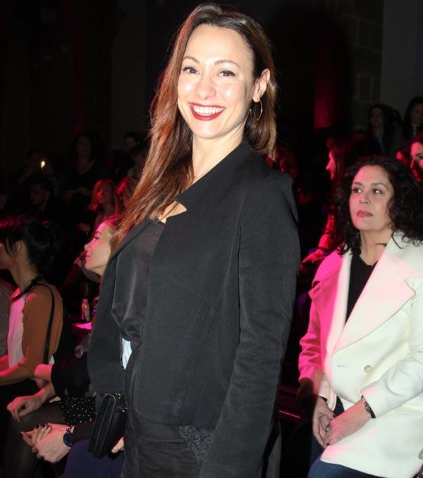 Natalia Verbeke le hace la competencia a su ex, Jaime Renedo