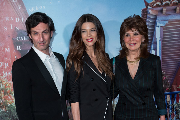 Juana Acosta, tras 'conquistar' a Miguel Ángel Silvestre en 'Velvet', fija en Francia su próximo objetivo