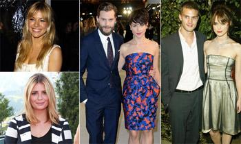 Keira Knightley, Sienna Miller, Mischa Burton... Las otras 'Anastasias' de Jamie Dornan