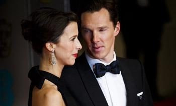 La romántica boda de Benedict Cumberbatch y Sophie Hunter