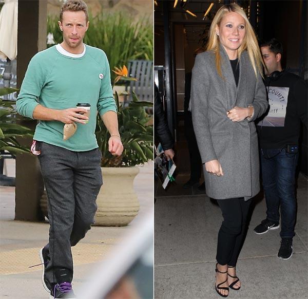 ¿Qué opina Jennifer Lawrence? Gwyneth Paltrow y Chris Martin pasan San Valentín juntos