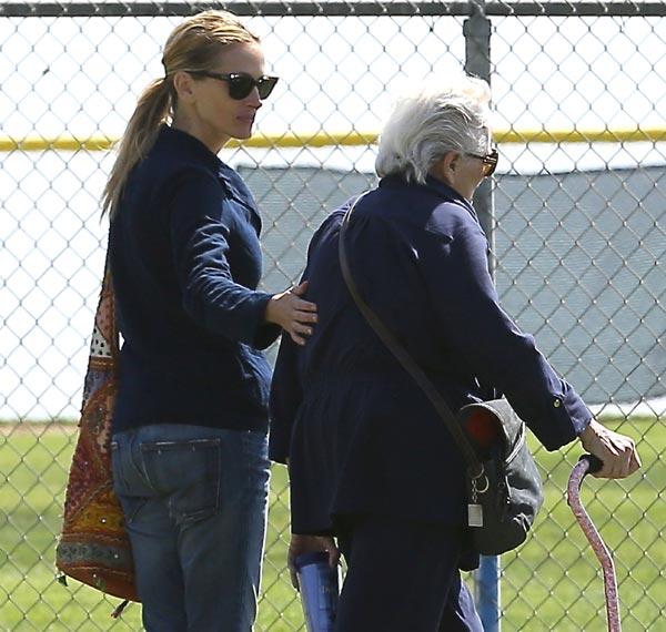 La trágica casualidad golpea a Julia Roberts