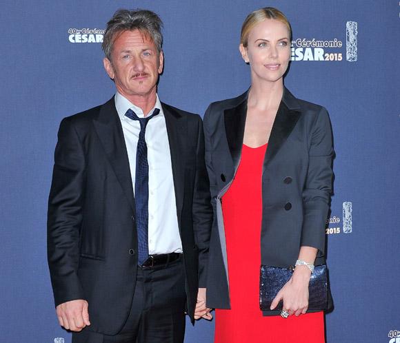Charlize Theron, Sean Penn y Kristen Stewart ponen el toque internacional a la noche del cine francés