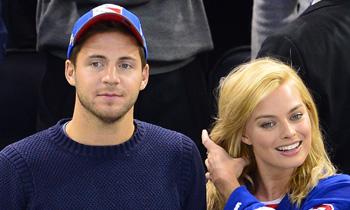 ¿Quién es el novio de Margot Robbie?