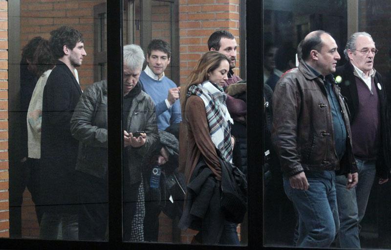 Quim Gutiérrez, Raúl Arévalo, Félix Gómez, Antonio de la Torre, Pilar Bardem... dan su último adiós al actor Héctor Colomé