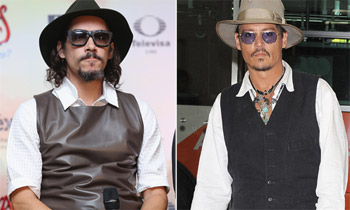 Oscar Johnny Depp