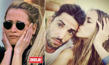En ¡HOLA!: Ana Fernández, desolada por la muerte de su novio