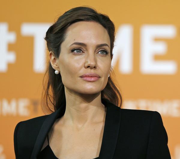 Angelina Jolie, ejemplo de valentía y superación en su nueva batalla contra el cáncer