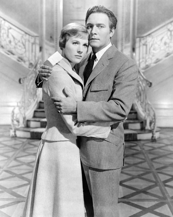 Cincuenta años después... Julie Andrews y Christopher Plummer se reúnen para celebrar las bodas de oro de 'Sonrisas y lágrimas'