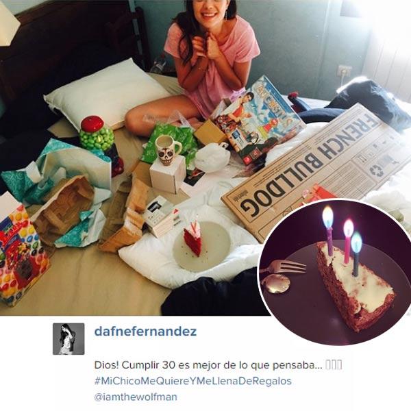 Fotógrafo, viajero, amante de la música y del deporte: así es Mario Chavarría, el nuevo amor de Dafne Fernández