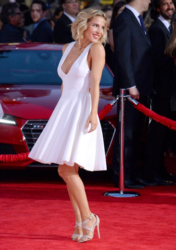¿Es Marilyn? ¡No, es Elsa Pataky eclipsando a las estrellas de Hollywood!