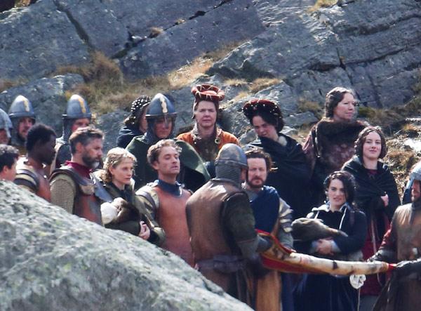 Poppy Delevingne, de 'it girl' a actriz de cine junto a Jude Law y Eric Bana