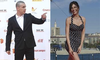 Úrsula Corberó y Mario Casas 'alborotan' el Festival de Cine de Málaga