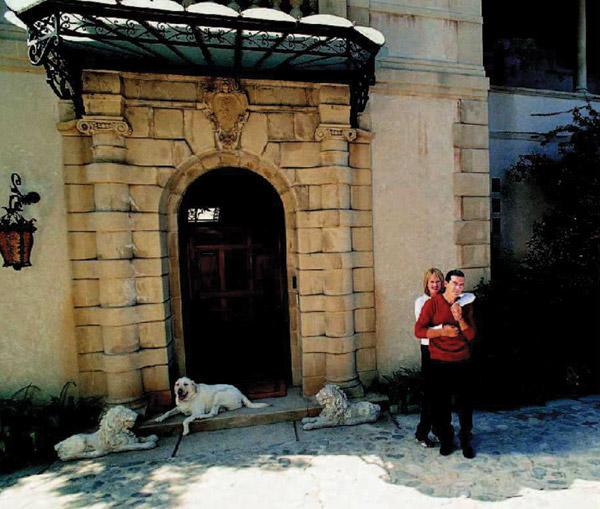 Conozca al detalle la mansión que Antonio Banderas y Melanie Griffith han puesto en venta por 15 millones de euros