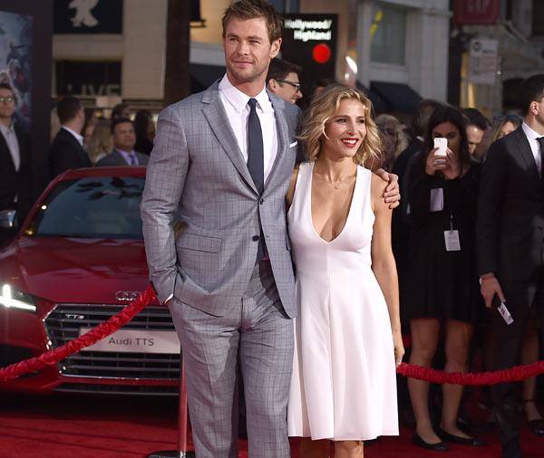 Elsa Pataky y su mensaje de amor a Chris Hemsworth: 'Hogar no es un lugar, es una persona'