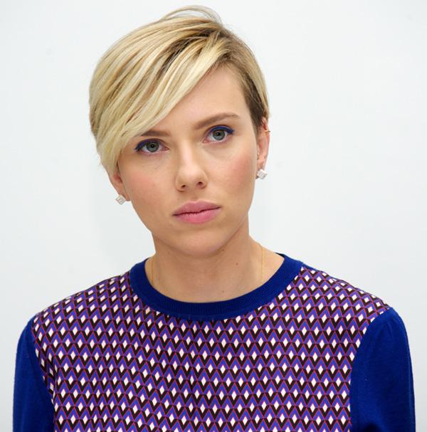Scarlett Johansson revela las grandes dificultades económicas por las que pasó su familia