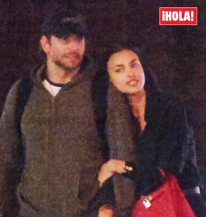 Exclusiva mundial en ¡HOLA!: Las imágenes del sorprendente romance de Irina Shayk y Bradley Cooper