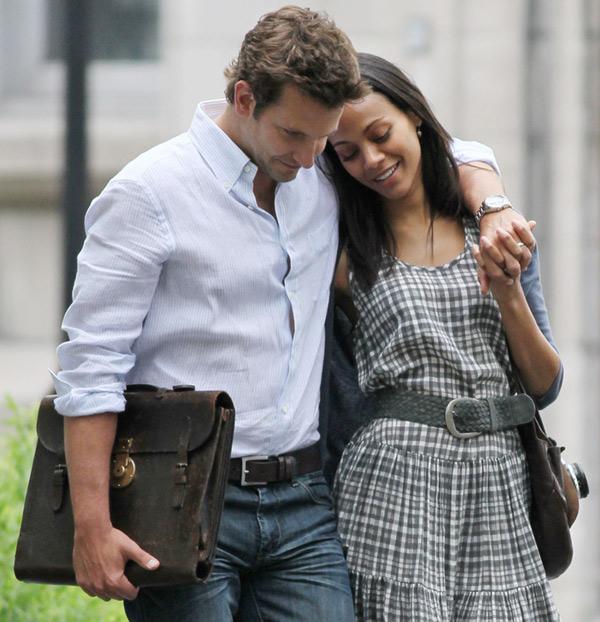 Bradley Cooper... ¿será Irina la definitiva?