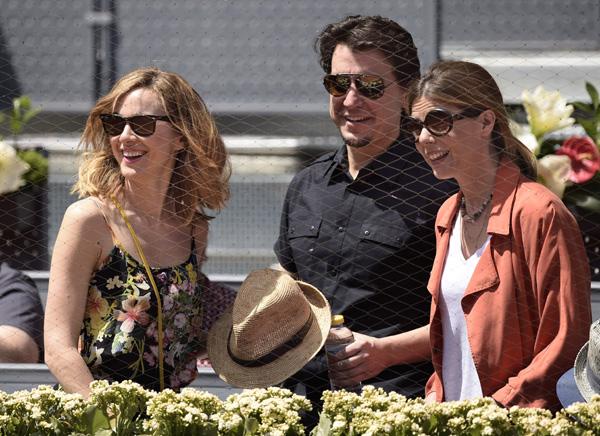 Blanca Suárez, Marta Hazas y Manuela Velasco, 'locas por el tenis'