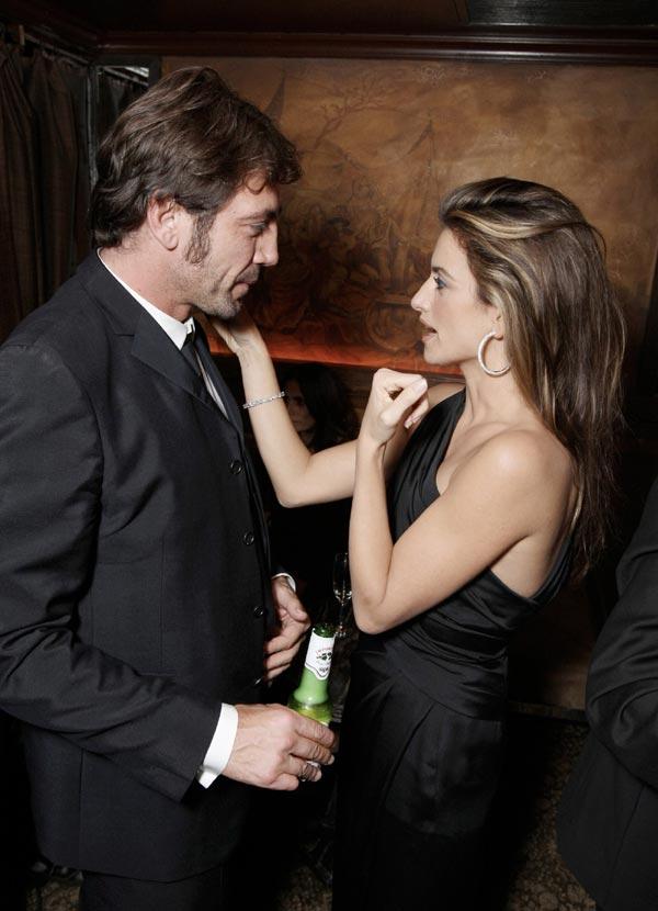 Penélope Cruz y Javier Bardem juntos en el amor...y de nuevo en el trabajo