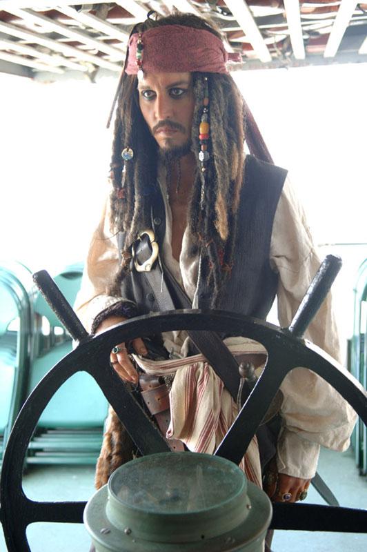 La maldición se cierne sobre la quinta entrega de 'Piratas del Caribe'