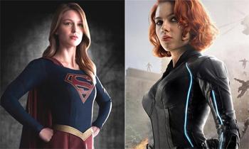 Las superheroínas del siglo XXI también conquistan