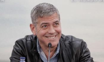 George Clooney regresa a España como un hombre casado: 'Cedo el testigo de seductor, yo ya no puedo'