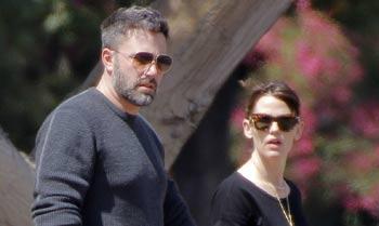Ben Affleck y Jennifer Garner, juntos a pesar de los rumores de separación
