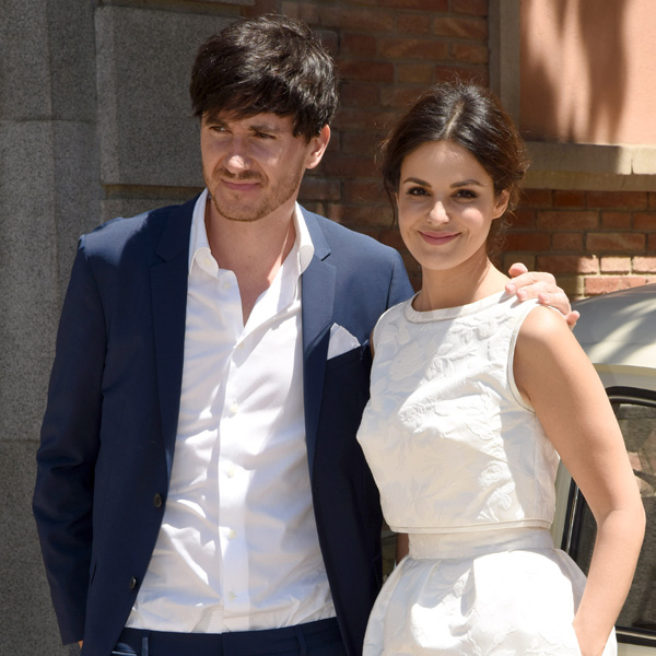 boda \'vintage\' de Marta Torné y Roger Gual, un sueño hecho realidad