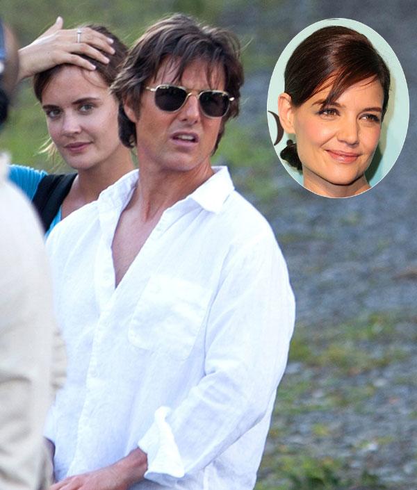 Tom Cruise, ¿en busca de una 'nueva Katie Holmes'?