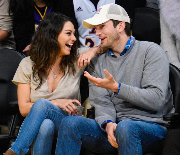 Ashton Kutcher y Mila Kunis (ahora sí) se han casado