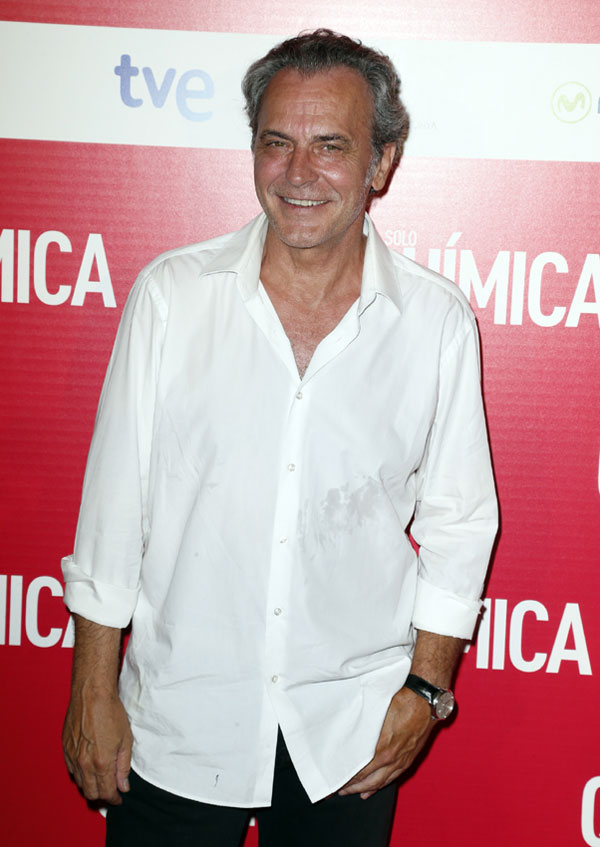 José Coronado: 'Estoy feliz'