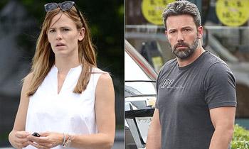 Jennifer Garner, destrozada por la 'traición' de Ben Affleck mientras él sigue viendo a su exniñera