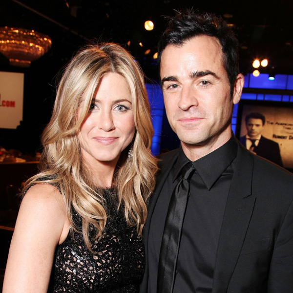 ¡Por fin! Jennifer Aniston y Justin Theroux se han casado