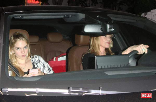 ¿Con quién celebró Melanie Griffith su cumpleaños en Los Ángeles?